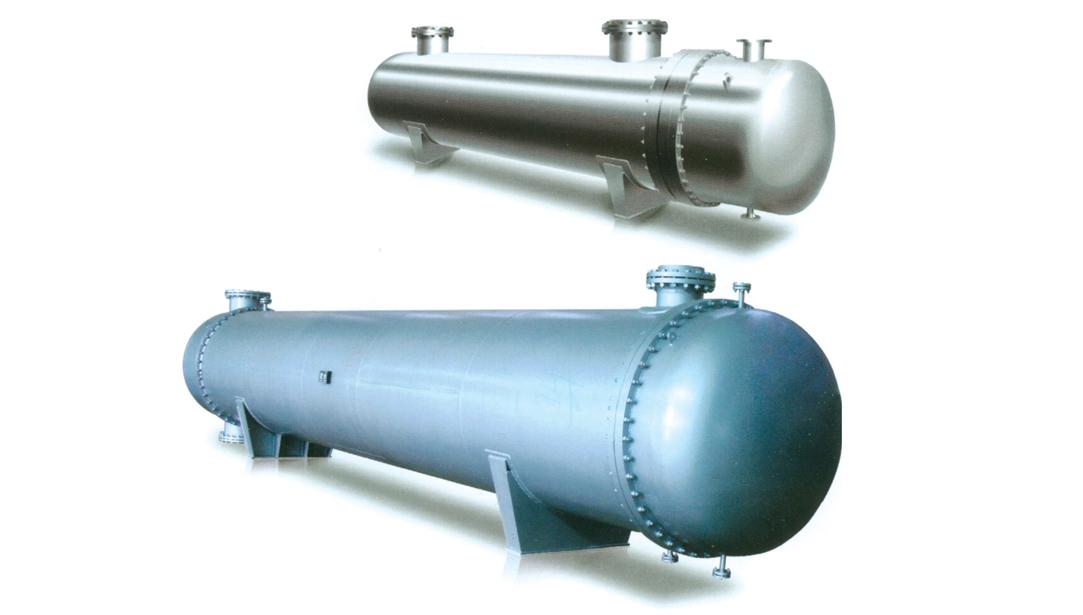 u型管式,填料函式,釜式,滑动管板式,插管式等传统形式的管式换热器,还